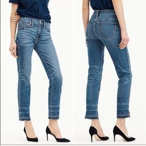 J. Crew | NEW High Rise Vintage Straight Jeans 26
